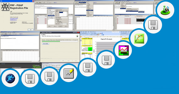 Software collection for Best Fit Circle Excel