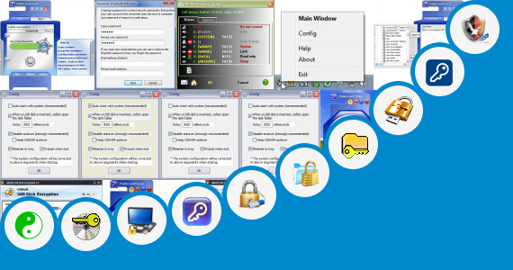 Software collection for Locked Pqi Usb Drive