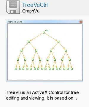 TreeVuCtrl