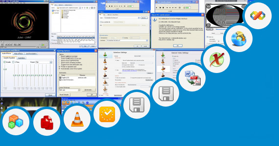Software collection for Microsoft Project Portable