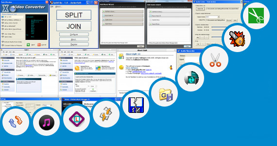 Software collection for Join Kingston Split Drive