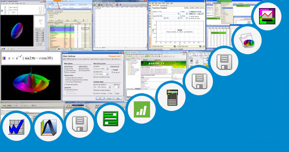 Software collection for Statistical Graphing Software