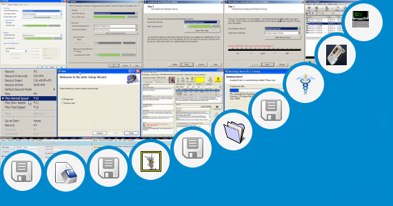 Software collection for Serna Electronic Medical Record