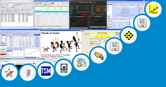 Trading software collection