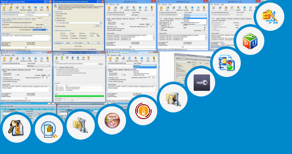 Unzipping svgcuts files – (zip file, extract file, decompress file.