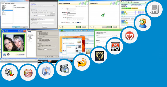 Software collection for Online Video Chat Turkiye