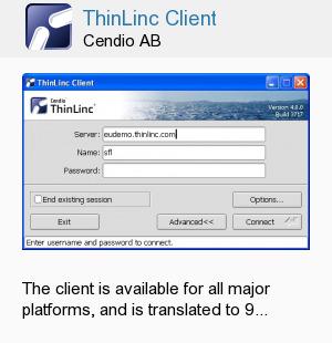 ThinLinc Client