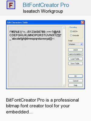 BitFontCreator Pro