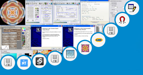 Crochet Pattern Design Software : Crochet Pattern Generator - MP3-Tag Generator and 89 more