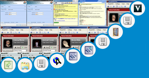 Software collection for Scary Voice Translator Free