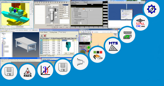 Software collection for Mts Cnc Simulator Free
