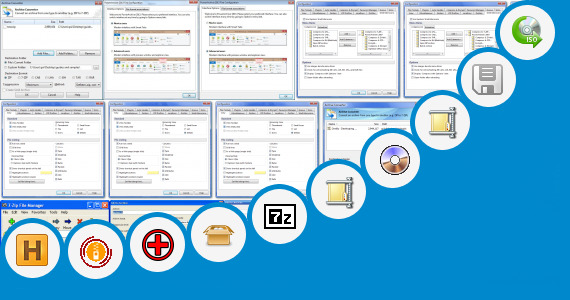 Software collection for Does 7 Zip Open Nrg Files