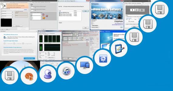 Nextwindow Voltron Touch Screen 6214 driver
