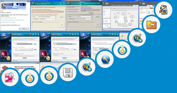 Software collection for Avg Reset Access Tool 2013