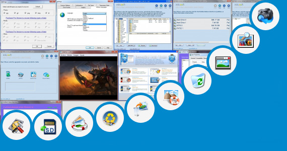 Software collection for Digicam Photo Recovery Full Taringa