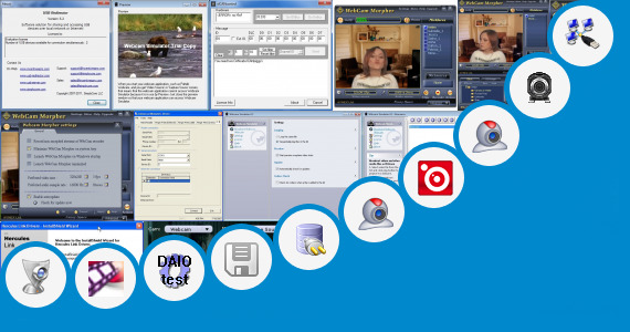 Software collection for Free Universal Webcam Driver