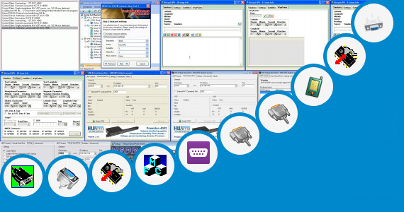 Software collection for Virtual Serial Port Emulator Win7 64bit
