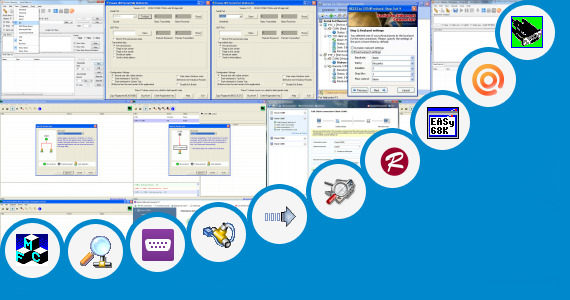 Software collection for Serial To Udp Software Open