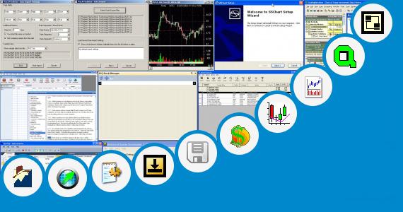 Stock options data