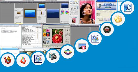 Software collection for Create Virtual Photo Album