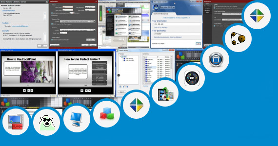 Software collection for Sauter Case Suite Software