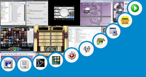 Software collection for Jukebox Touchscreen Freeware