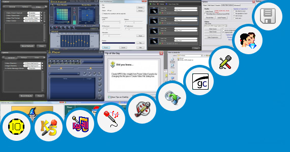 Software collection for Video Karaoke Pc Game