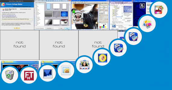 Software collection for Family Fun Day Poster Template