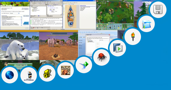 Software collection for Microsoft Access Malayalam Tutorial