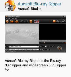 Aunsoft Blu-ray Ripper