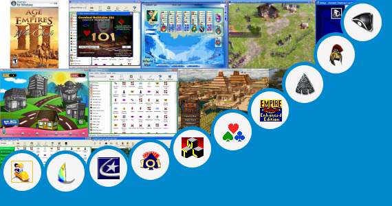 Software collection for Ace Of Empires 2 Full Game