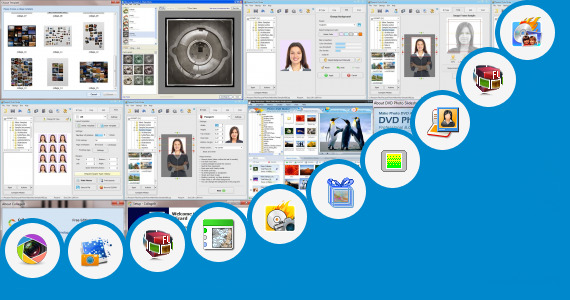 Software collection for Online Photo Background Cutter