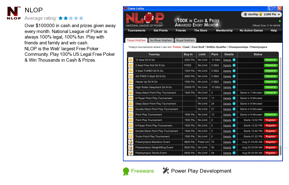 NLOP: The National League of Poker – The official blog of ...