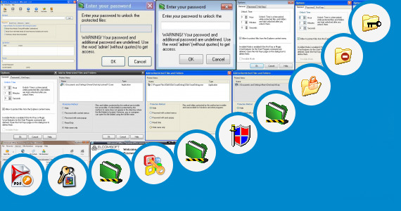 Software collection for Unlocker Password Folder Beta 11
