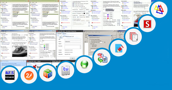 Software collection for Character Pdf Online Counter
