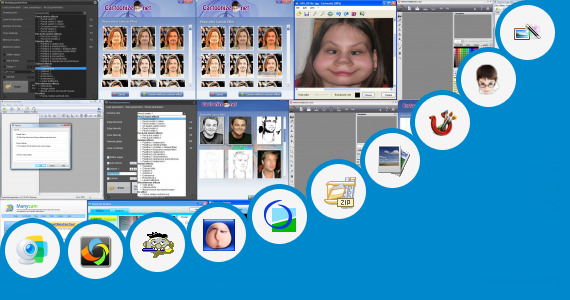 Best 35 Funny Photo Editors and Apps Online iOS Android
