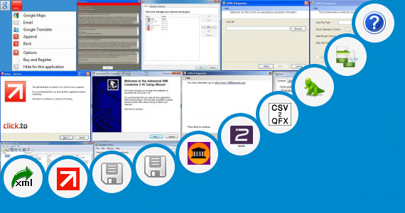 Software collection for Upload Csv Quicken