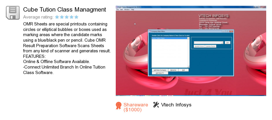 Cube Tution Class Managment