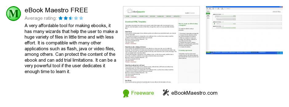 EBook Maestro FREE