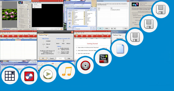 Software collection for Irfanview Mp4 Plugin