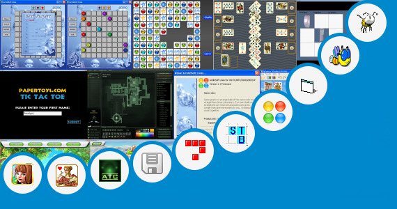 Software collection for Free Bee Cell Game