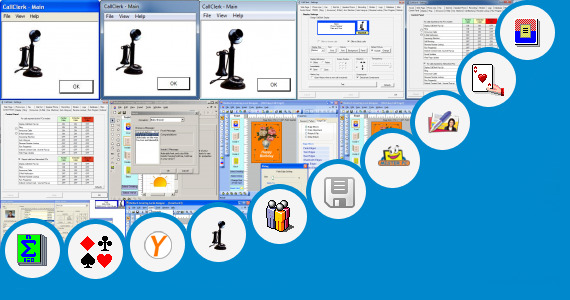 Software collection for Madina Calling Card Software