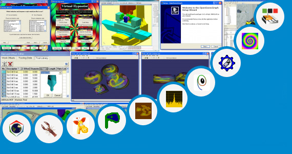 Software collection for Free Virtual Cnc G Code Simulation