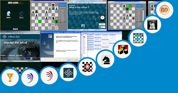 Software collection for Master Chess Genius Pc