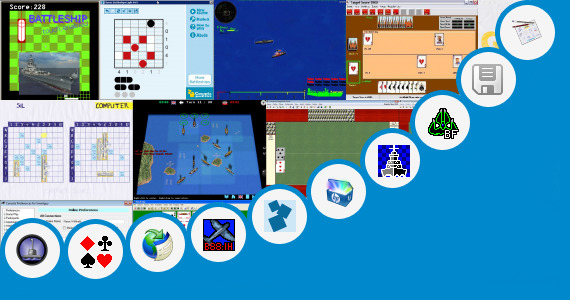 Software collection for Battleship Game Offline