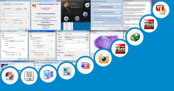Software collection for Blaze Hd Av Grabber Problems