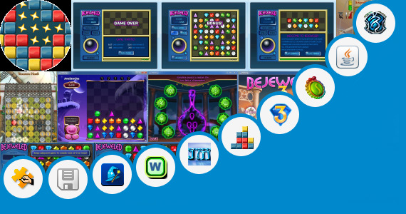 Software collection for Play Rune Master Puzzle Online
