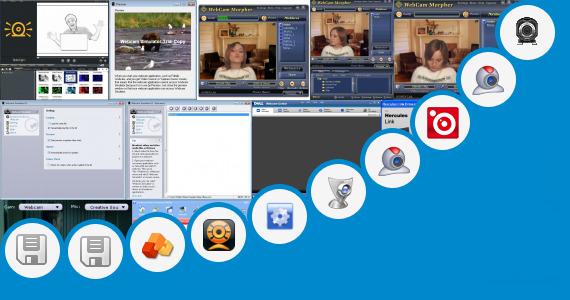 Software collection for Superlink Webcam Driver