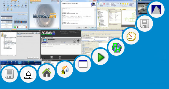 Software collection for Synology Home Automation Software