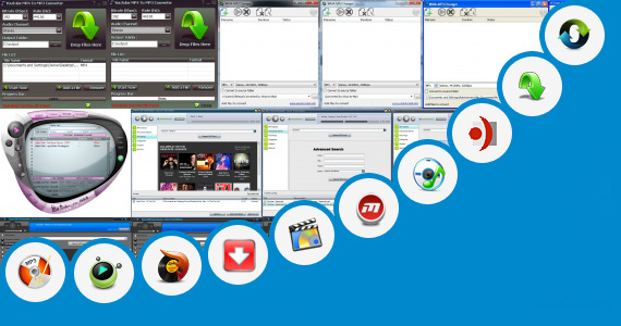 Software collection for Mynet Video Mp3 D N T R C